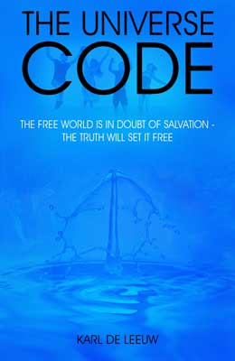 The Universe Code, by Karl de Leeuw